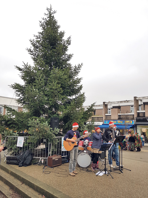 Christmas on the Hill attracts big crowd