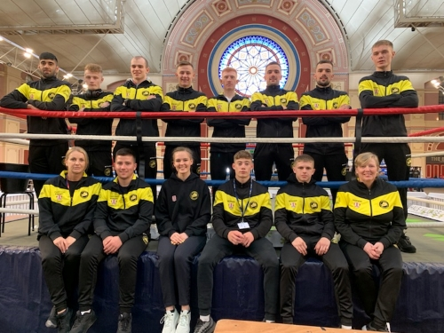 Six medals for Downend Boxing Club at London tournament