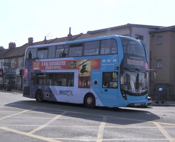 New destinations for Fishponds passengers as bus routes are extended