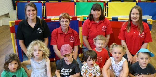 Frenchay Pre-School staff and children praised by Ofsted