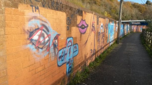 New clean-up teams as council says it is losing the war on graffiti