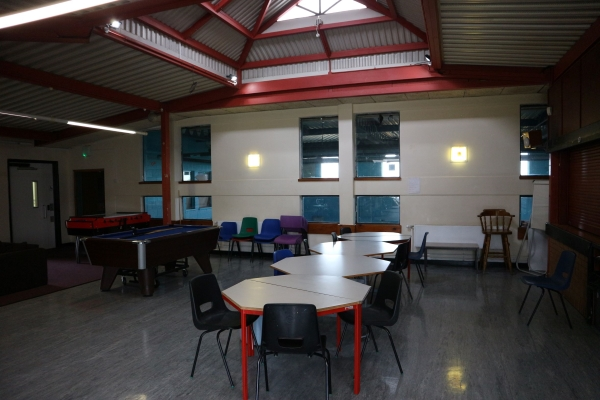 Transforming the Hillfields Community Hub