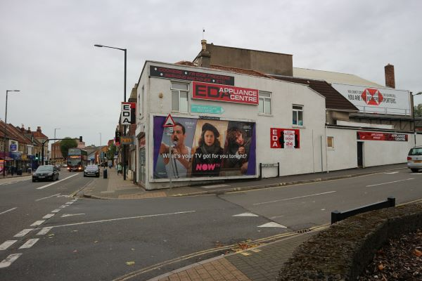 Digital billboard plan for site next to Fishponds Road thrown out