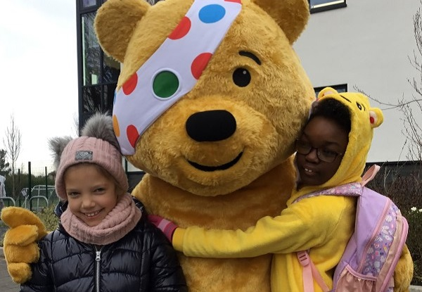 Chester Park helps Children in Need