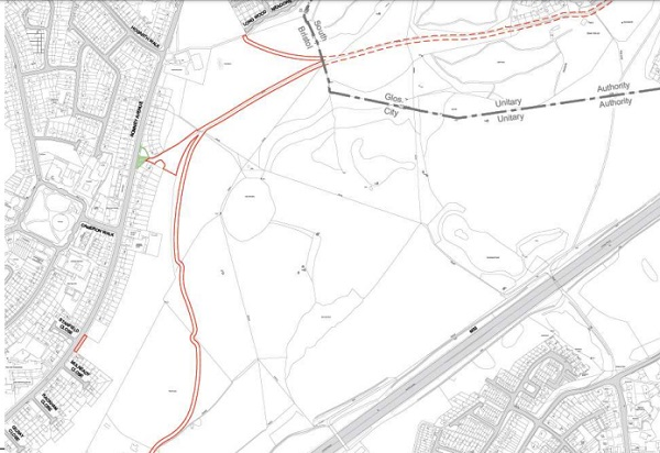New Stoke Park path approved despite fears of 'conflict' between walkers and cyclists