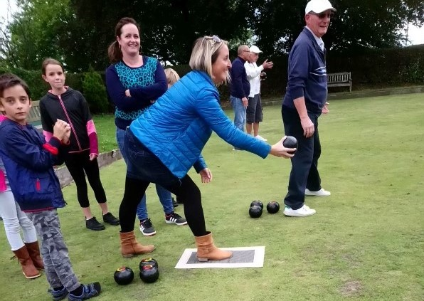 Help secure future of bowling at Eastville Park - by getting involved