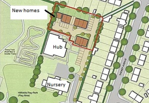 Help choose the design for new homes in Hillfields