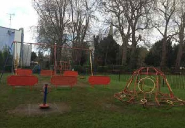 New play equipment on the way for Fishponds Park