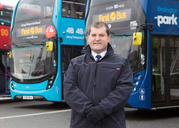 Bristol bus driver dies after falling ill with coronavirus