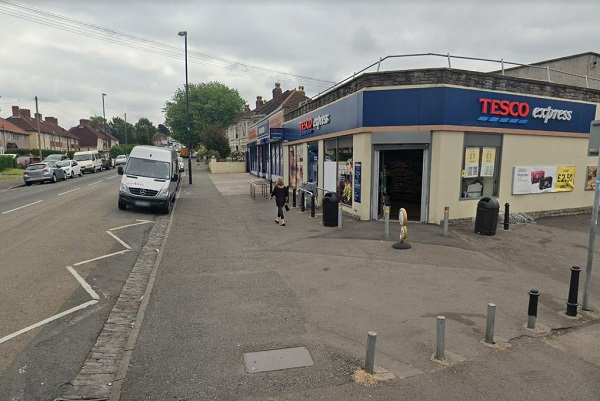 Man punched in face in Fishponds street mugging