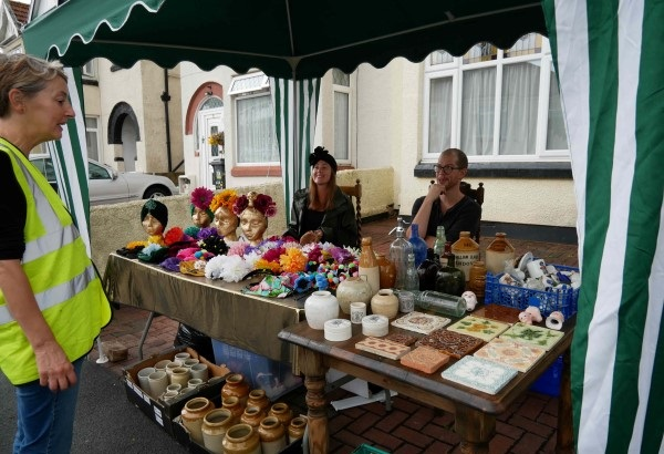 Fishponds Sale Trail revives community spirit
