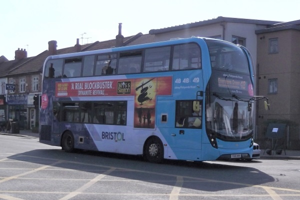 Woman abused in 'racially-aggravated' incident on Fishponds bus