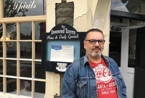 Landlord is 'gutted' as Downend Tavern faces its final weekend