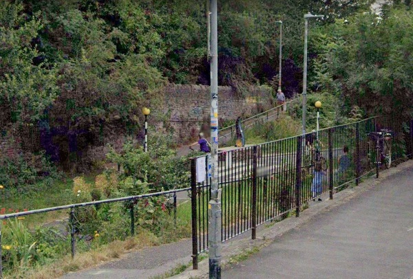 Appeal to find men who helped cyclist after assault on Bristol and Bath Railway Path