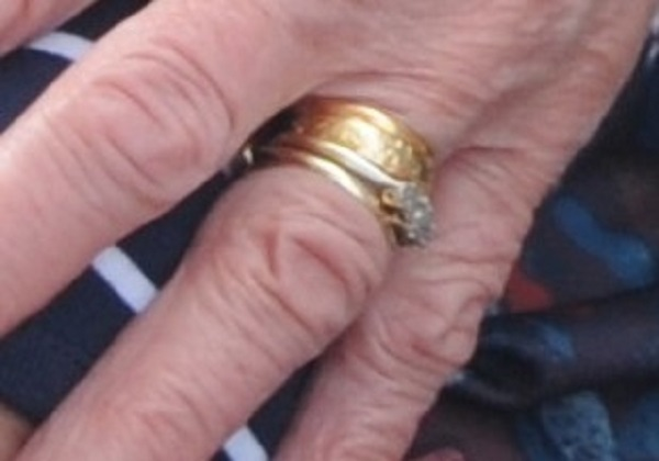 Second victim has rings stolen at care home