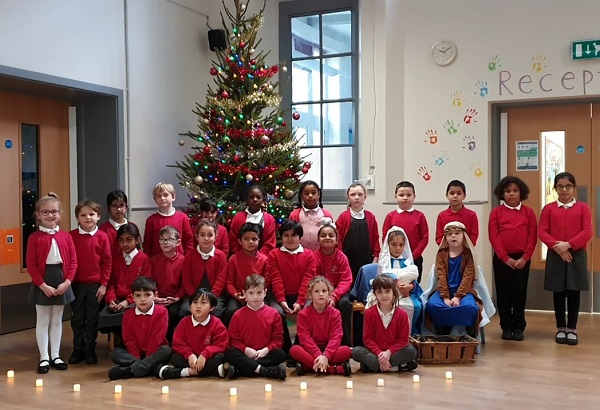 How schools found new ways to celebrate Christmas