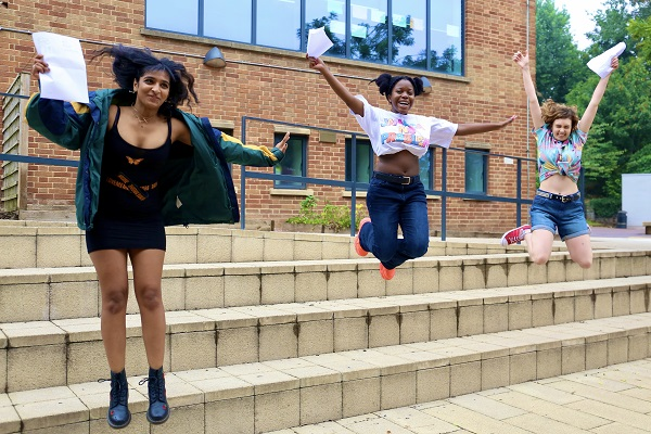 A-level students look to future after year of coronavirus disruption