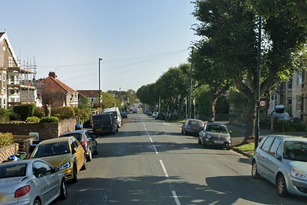 Teenager in hospital after being stabbed in street