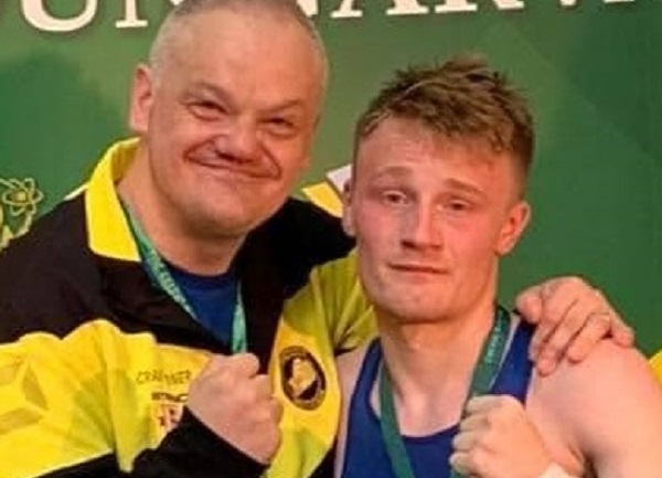 Young boxer Callum turns pro as Kourtney joins Army