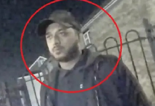 Police want to trace this man after crash in Fishponds street