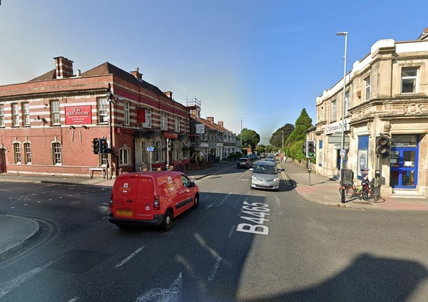 Man taken to hospital after stabbing in Staple Hill