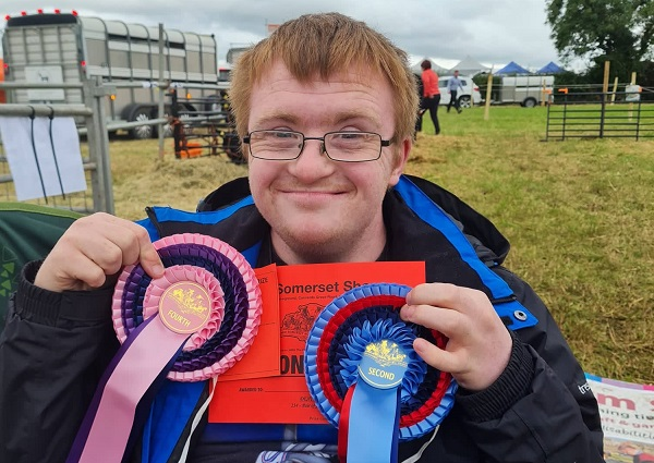 Dream comes true as Bristol charity farm wins rosettes at first agricultural show