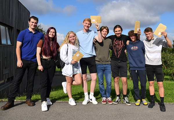 'Outstanding' achievements for A-level students from Fishponds area