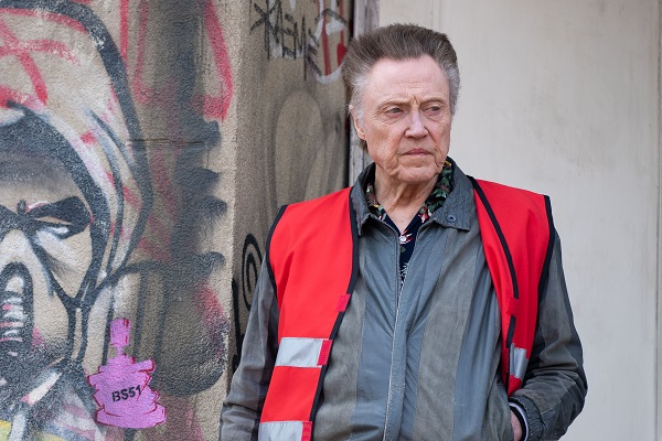 The day Christopher Walken walked into a Fishponds pub