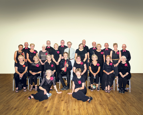 Cleeve Singers' concert of contrasts