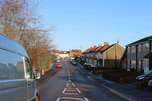 Call for action to curb traffic speeds on busy link route