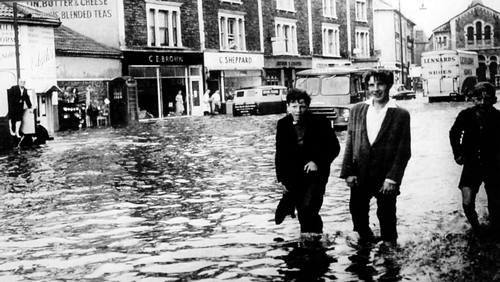 The Great Flood of 1968