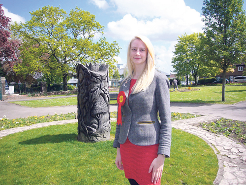 Mhairi aims for Westminster