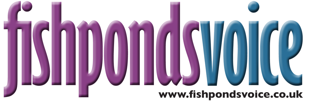 Fishponds Voice Logo