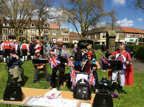 Fishponds May Day