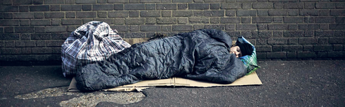 Bristol tops homelessness list in South West