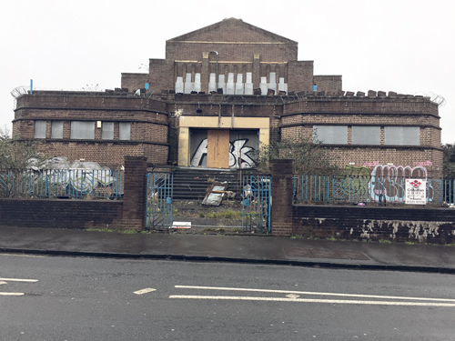 Pool restoration hopes dashed as plans are unveiled for flats